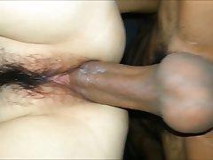 Amateur Asian Close Up Creampie Cumshot