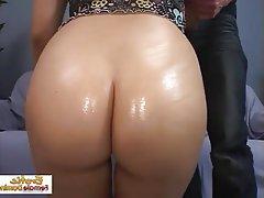 Big Butts Blowjob CFNM Face Sitting