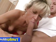 Mature MILF Czech Old and Young Hairy