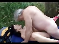 Babe Blowjob Brunette Creampie Old and Young