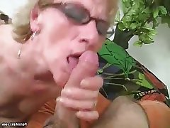 Granny Hairy Mature MILF Old and Young