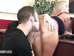Big Boobs Blowjob MILF Old and Young Pornstar
