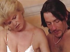 Granny Hardcore Mature Old and Young Saggy Tits