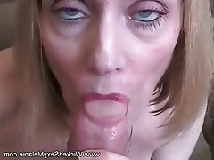 Amateur Cumshot Granny MILF Old and Young