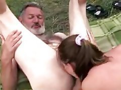 Blowjob Cum in mouth Cumshot Old and Young