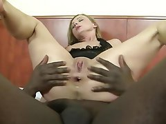 Hardcore Interracial MILF Old and Young