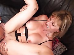 Blonde Hardcore MILF Old and Young