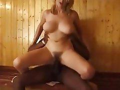 British Hairy Interracial Big Tits Big Black Cock