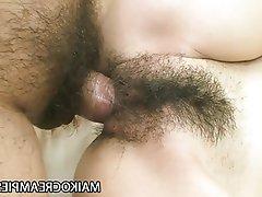 Asian Close Up Creampie Japanese MILF