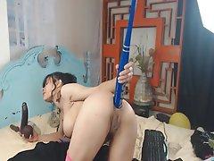 Amateur Toys Big Tits Big Ass