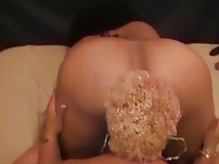 Old and Young Pornstar POV Threesome
