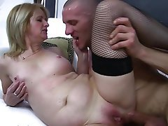 Anal Blonde Mature Old and Young