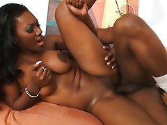Big Tits Big Ass Black