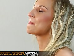 Babe Blonde Pussy