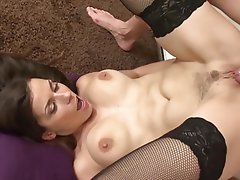 Anal Brunette Hardcore MILF Old and Young