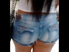 Big Butts Brunette