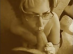 Blowjob Cumshot MILF
