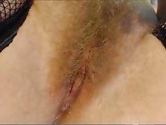 Webcam Blonde Hairy Pussy