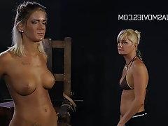 Blonde BDSM Femdom BDSM