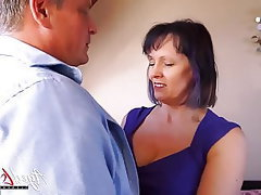 Blowjob Mature MILF Old and Young Mature