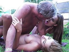 Teen Threesome