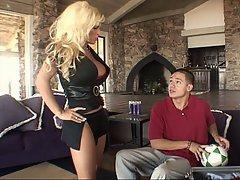 Big Tits Blonde Fucking Hardcore Housewife