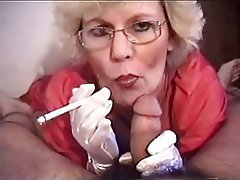 Blowjob Mature Old and Young POV