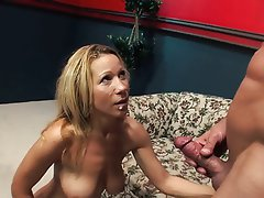 Anal Facial MILF Old and Young Pornstar