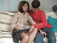 Cumshot MILF Old and Young