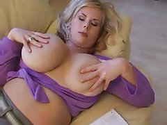 Big Boobs Blonde Mature MILF Softcore
