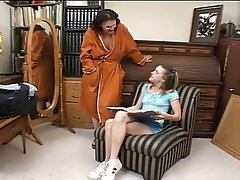 Lesbian Mature MILF Old and Young