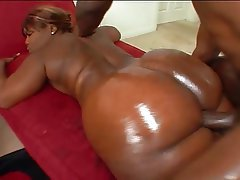 BBW Big Butts Interracial