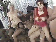 Amateur Granny Group Sex Mature MILF