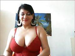 Lingerie Mature MILF Webcam