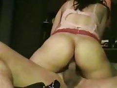 Amateur Big Butts Brunette MILF Swinger