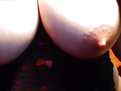 Big Boobs Lingerie Masturbation Nipples Squirt