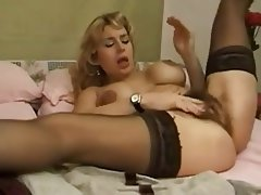 Big Boobs Hairy Mature MILF