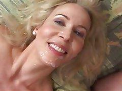 Anal Blowjob Cumshot MILF Pornstar