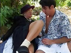 Facial Granny Hardcore Mature Old and Young