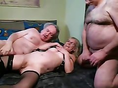 Bisexual Blonde Blowjob Mature Old and Young