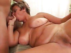 Big Boobs Blowjob Cumshot Mature MILF