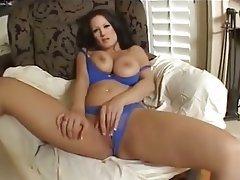 Amateur Big Boobs Brunette Masturbation