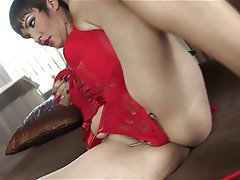 Ass Licking Granny Lesbian MILF Old and Young