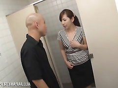 Asian Babe Big Tits Blowjob Mature