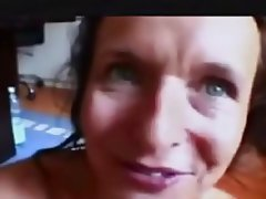 Blowjob German Mature MILF Old and Young