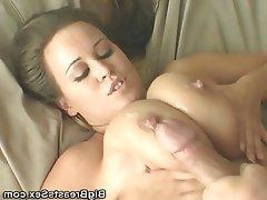 Babe Big Boobs Cumshot Hardcore