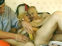 French Granny Hairy Mature Old and Young