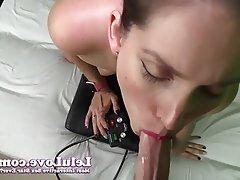 Amateur Blowjob Cumshot Masturbation POV